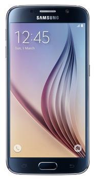 Samsung Galaxy S6 SM-G920 32GB, Black