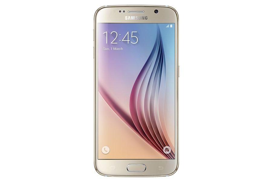 Samsung Galaxy S6 SM-G920 32GB, Gold