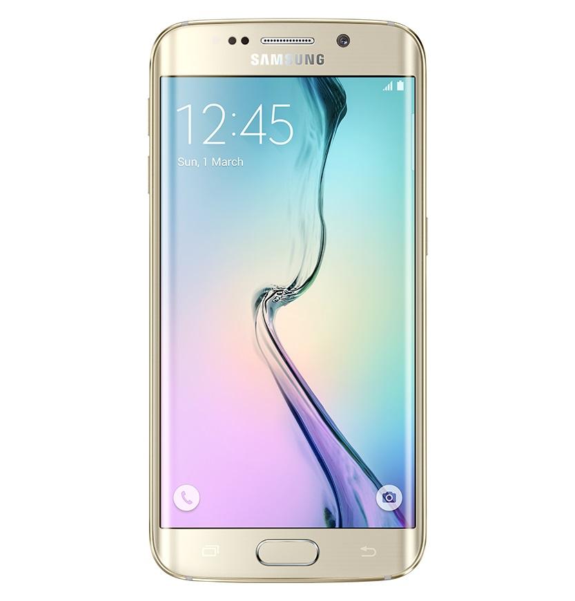 Samsung Galaxy S6 Edge SM-G925 32GB, Gold
