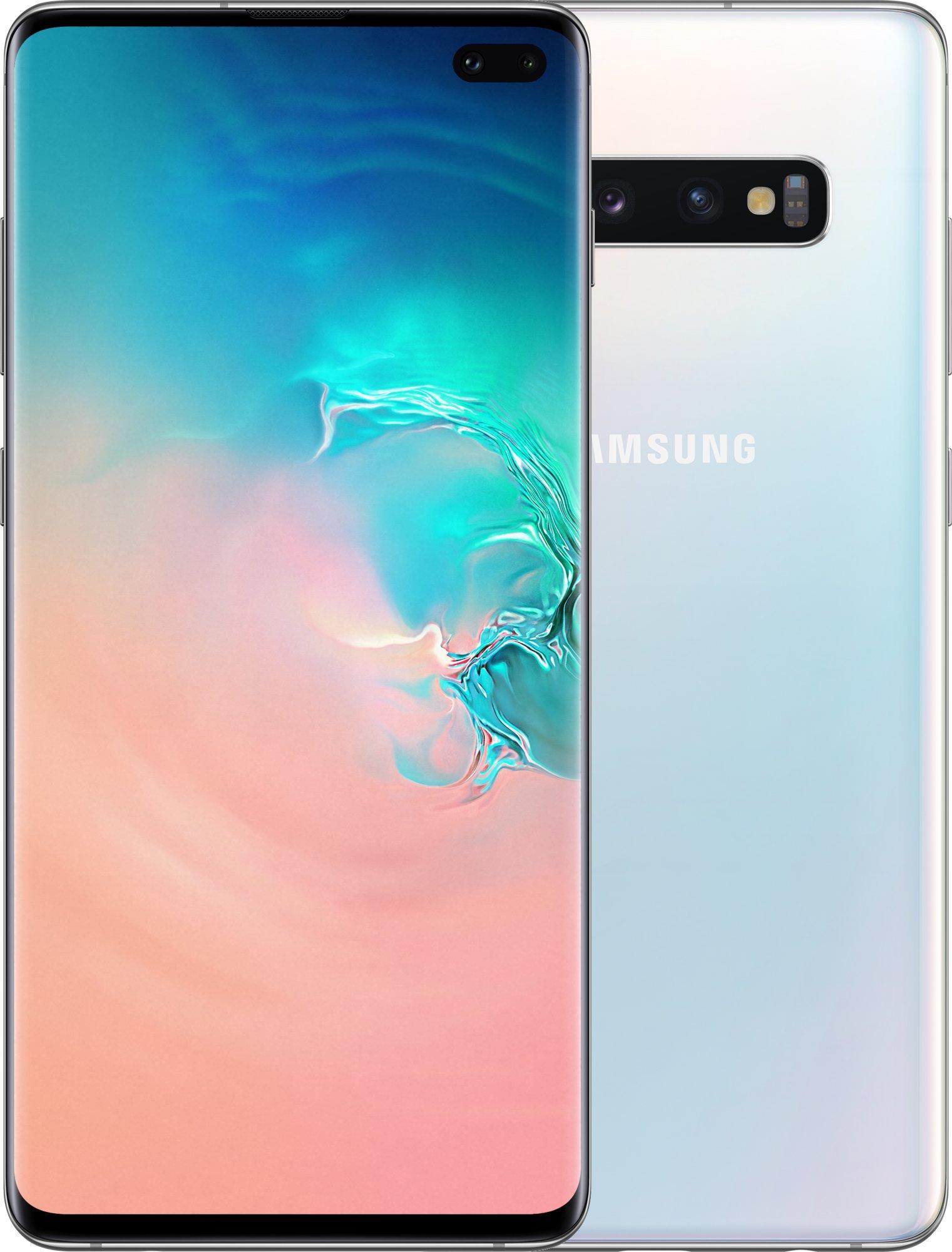 Samsung Galaxy S10+ SM-G975 128GB Dual Sim, White