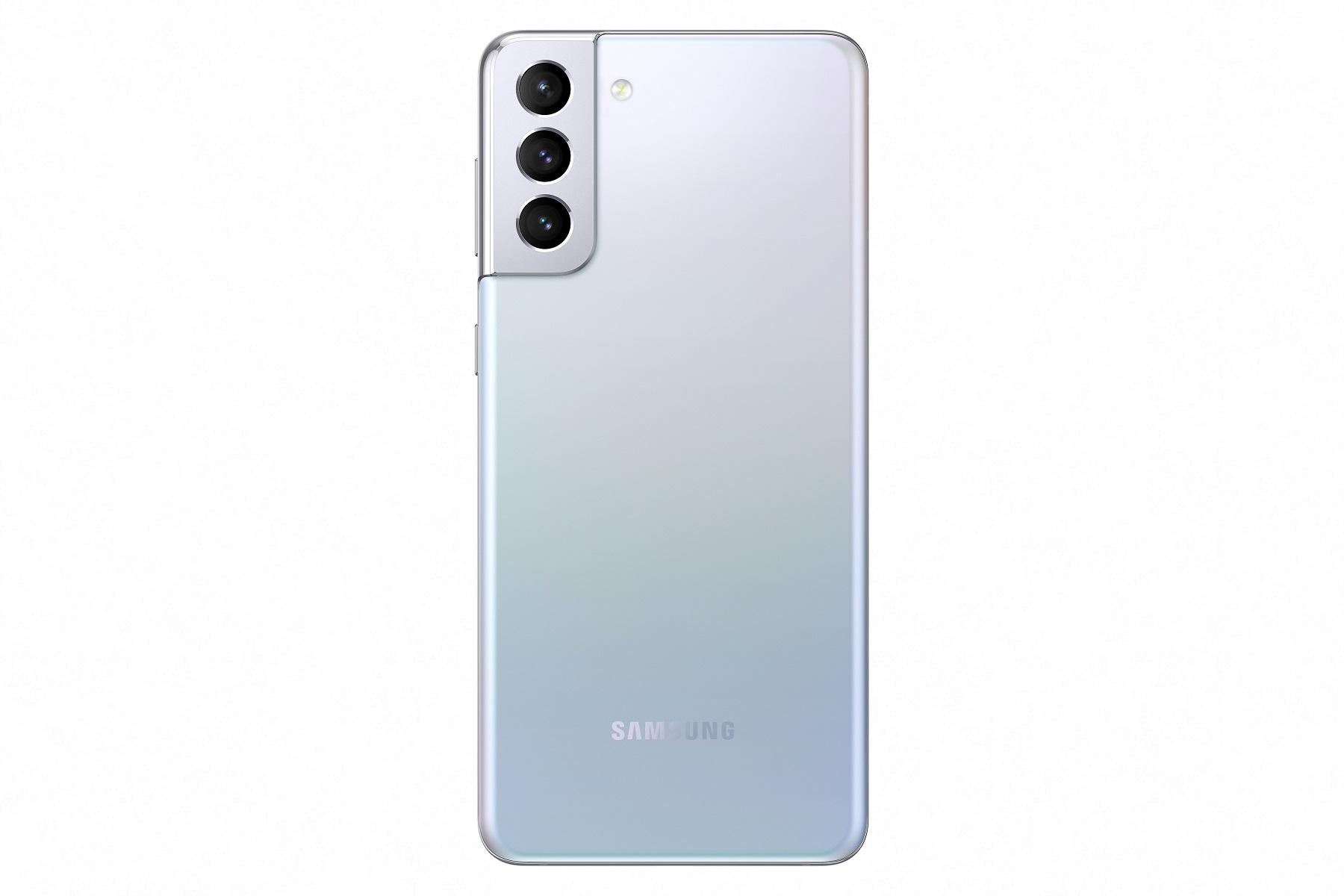 Samsung Galaxy S21+ silver 256GB - SM-G996BZSGEUE
