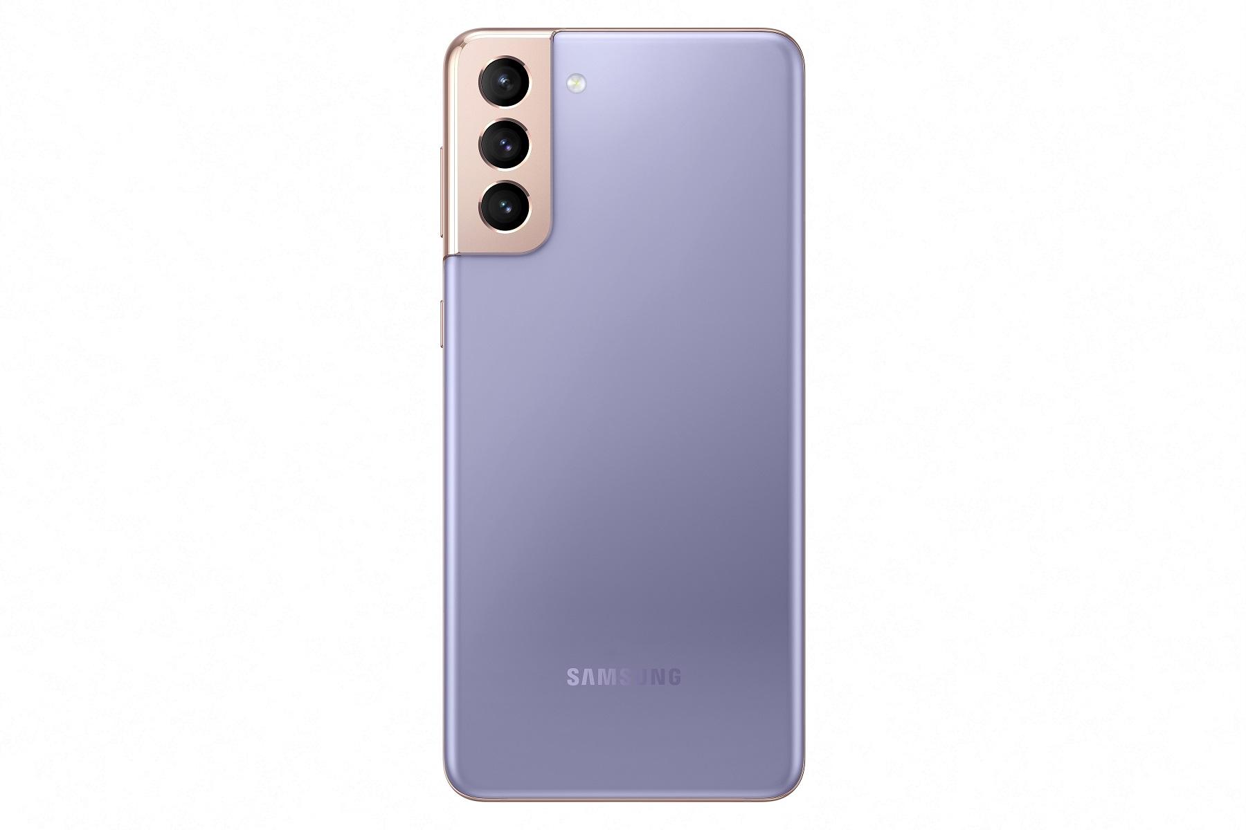 Samsung Galaxy S21+ violet 128GB - SM-G996BZVDEUE