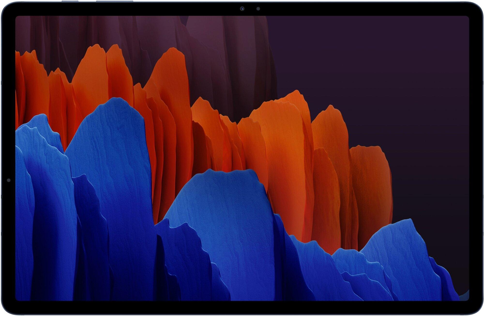 Samsung GalaxyTab S7+ 12,4'' SM-T976 5G, Blue - SM-T976BDBAEUE