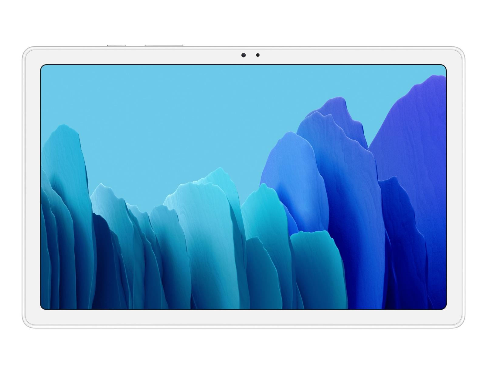 Samsung GalaxyTab A7 10.4  SM-T505, LTE Stříbrná - SM-T505NZSAEUE