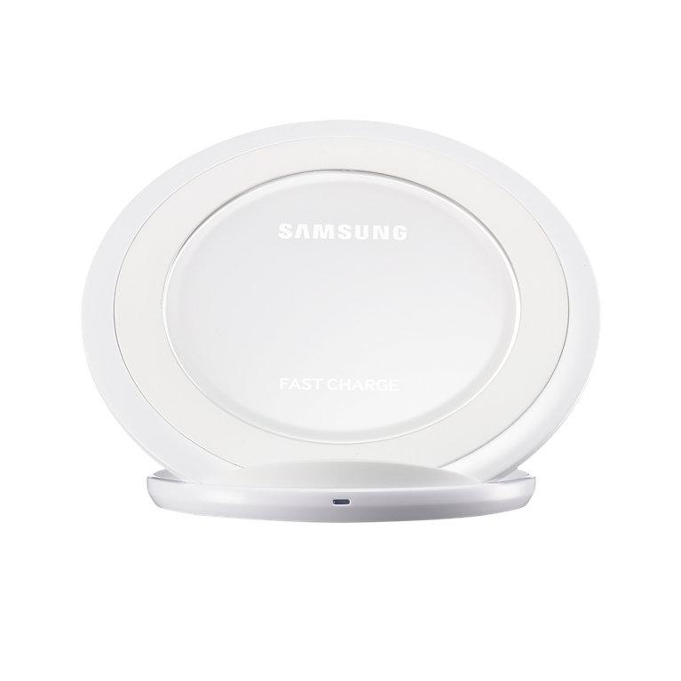 Samsung Bezdratova nabíječka se stojankem bílá