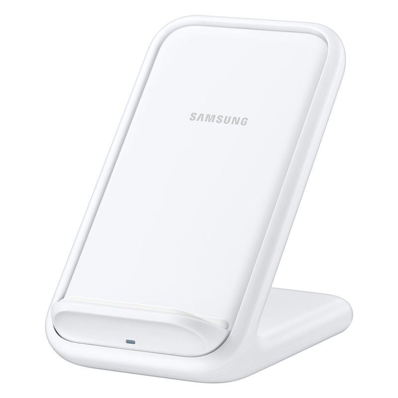 Samsung Bezdrátová nabíjecí stanice EP-N520 (15W) White - EP-N5200TWEGWW