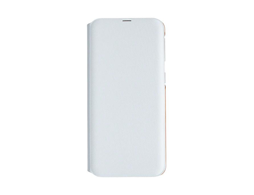 Samsung Flipový kryt pro Galaxy A40 White