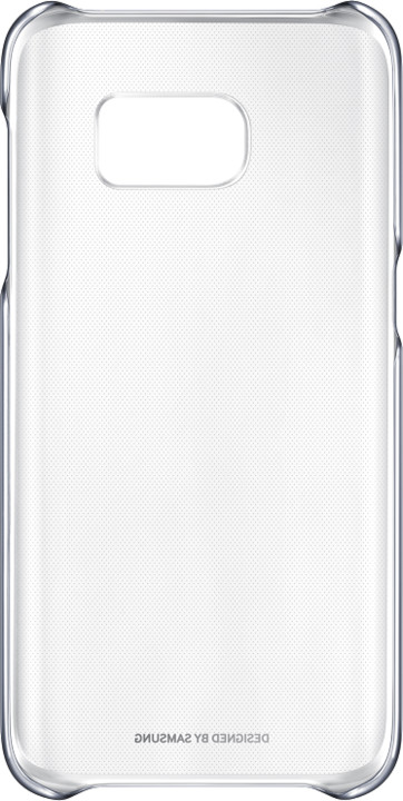 Samsung Clear Cover pro S7 (G930) Black