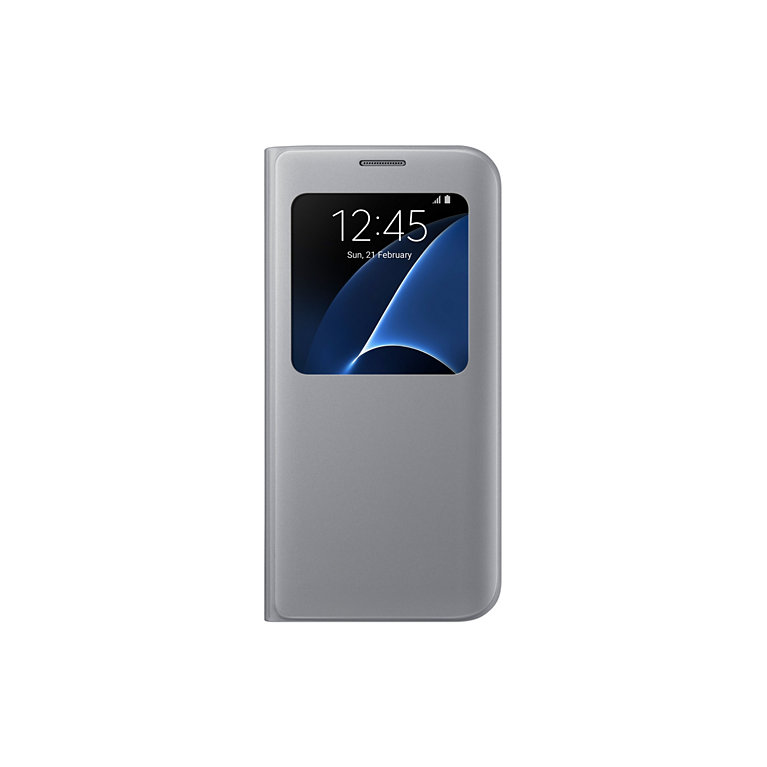 Samsung S View Cover pro S7 edge(G935) Silver