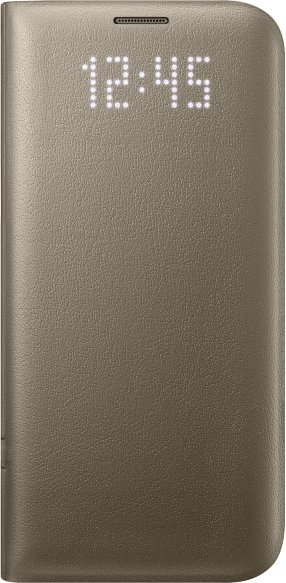 Samsung LED View Cover pro S7 edge(G935) Gold