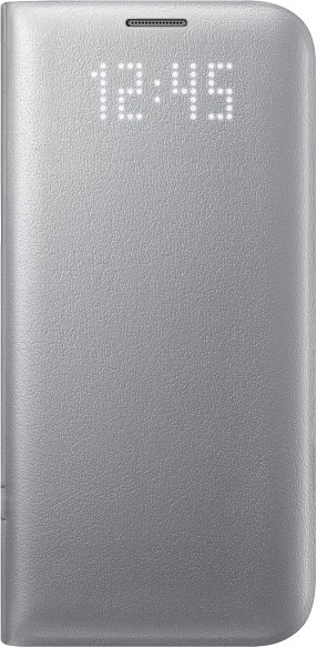 Samsung LED View Cover pro S7 edge(G935) Silver