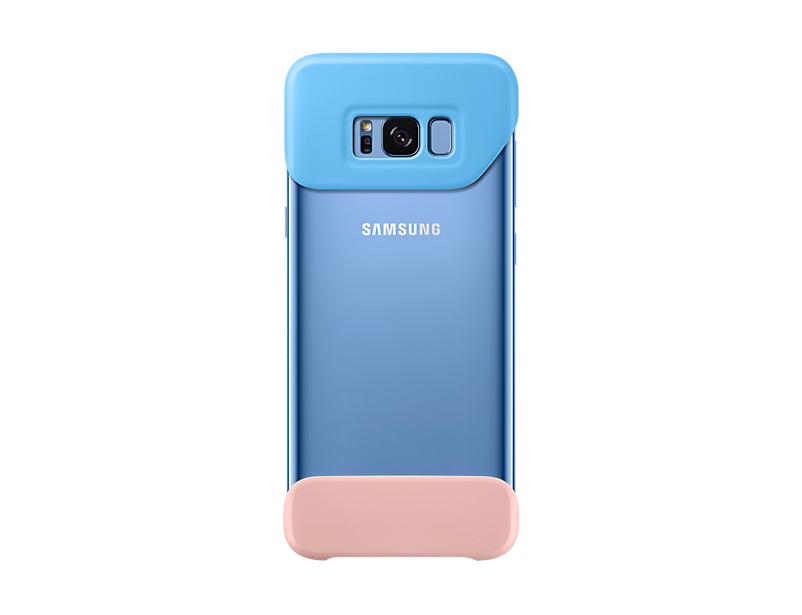 Samsung 2Piece Cover pro S8+ (G955) Blue