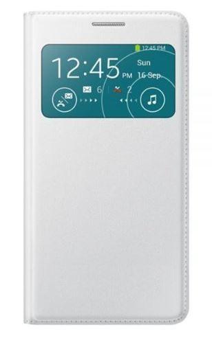 Samsung flip. pouzdro S-view pro S3 Neo bílá