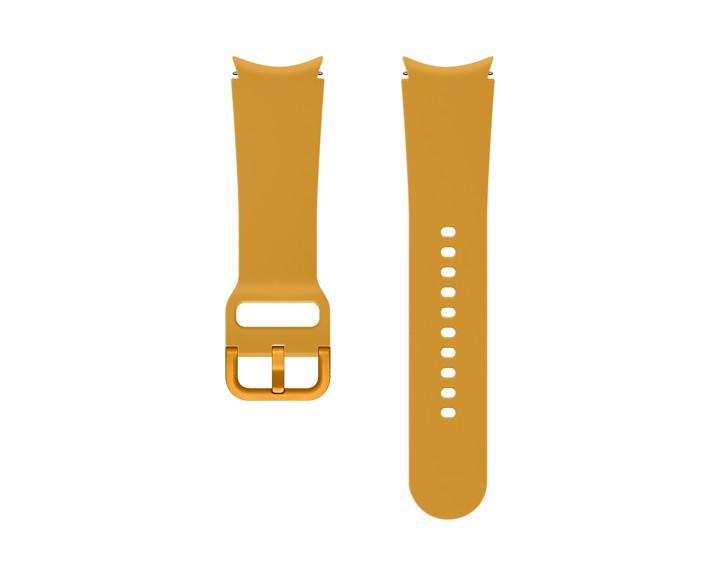 Samsung Sportovní řemínek (20 mm,S/M) Mustard