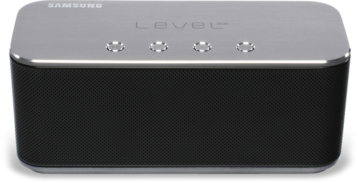 Samsung Bluetooth reproduktor LEVEL box, černá