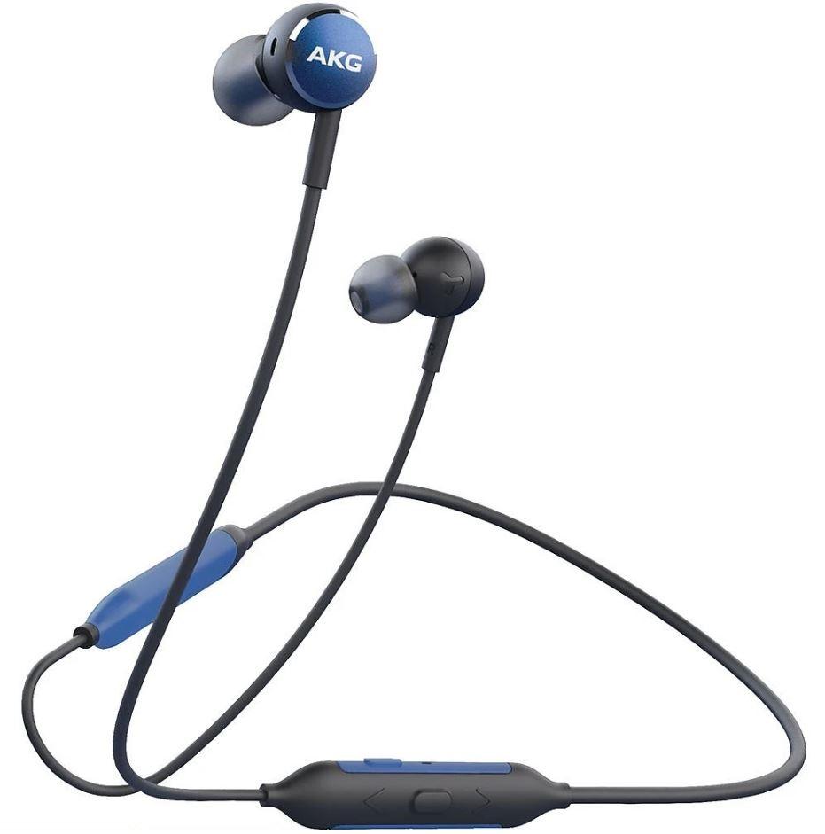 AKG Y100 Bezdrátové sluchátka, modré