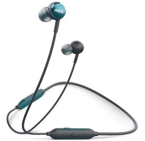 AKG Y100 Bezdrátové sluchátka, zelené