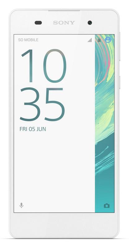 Sony Xperia E5 F3311 White