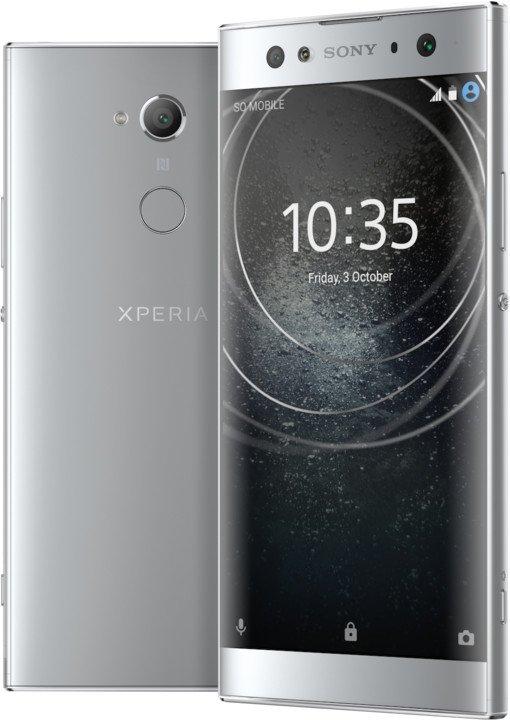 Sony Xperia XA2 Ultra DS H4213 Silver (CZ Distribuce)