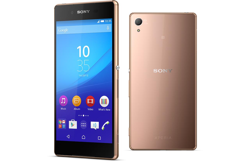 Sony Xperia Z3+ E6553 Copper