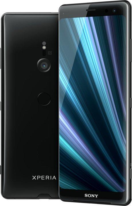 Sony Xperia XZ3 DualSim H9436 Black (CZ Distribuce)