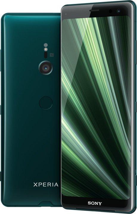 Sony Xperia XZ3 DualSim H9436 Green (CZ Distribuce)
