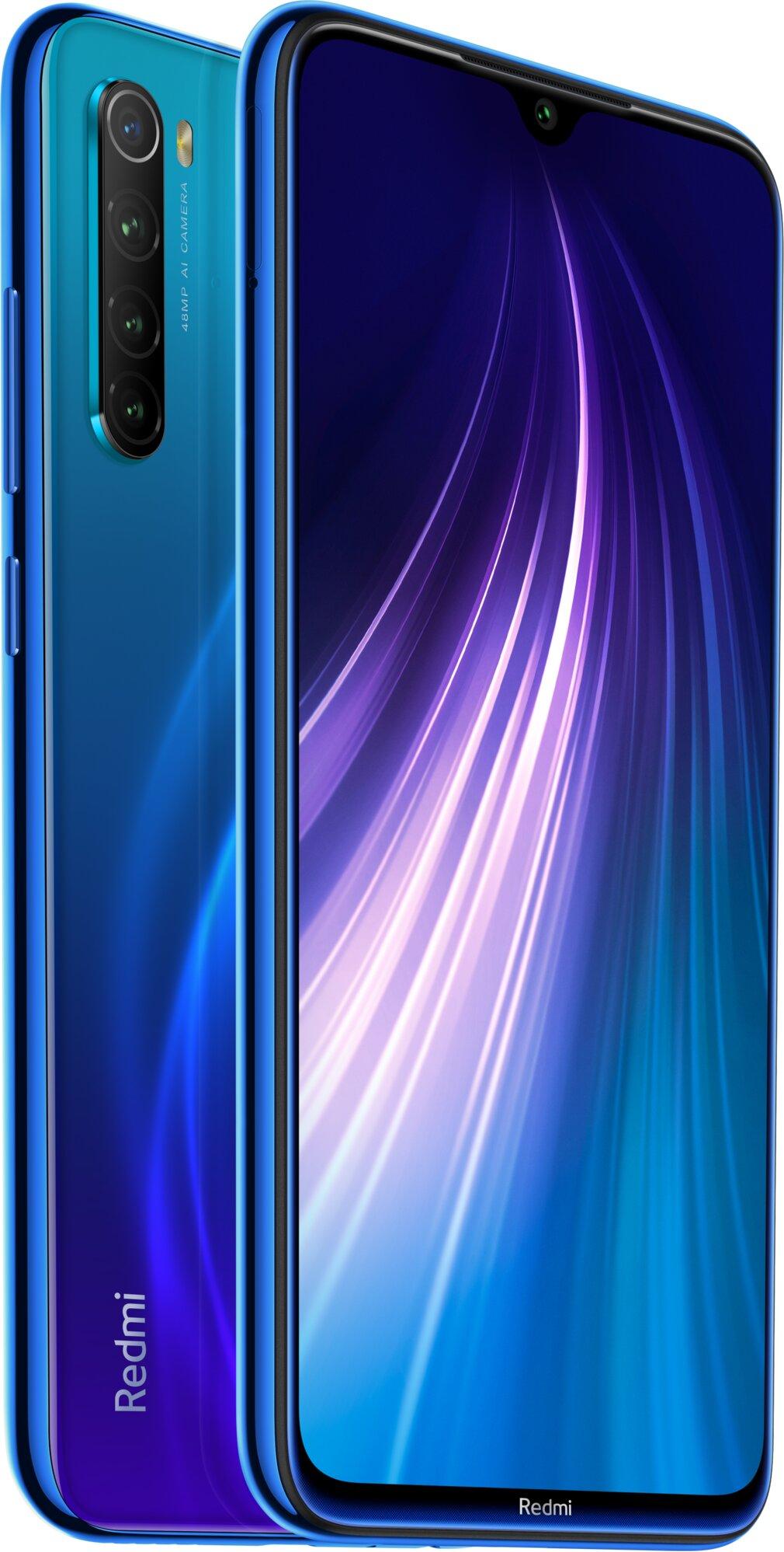 Xiaomi Redmi Note 8T (4GB/64GB) Blue + DÁRKY