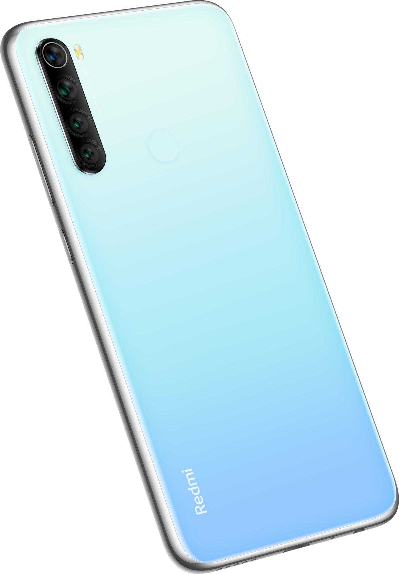 Xiaomi Redmi Note 8T (4GB/64GB) White + DÁRKY