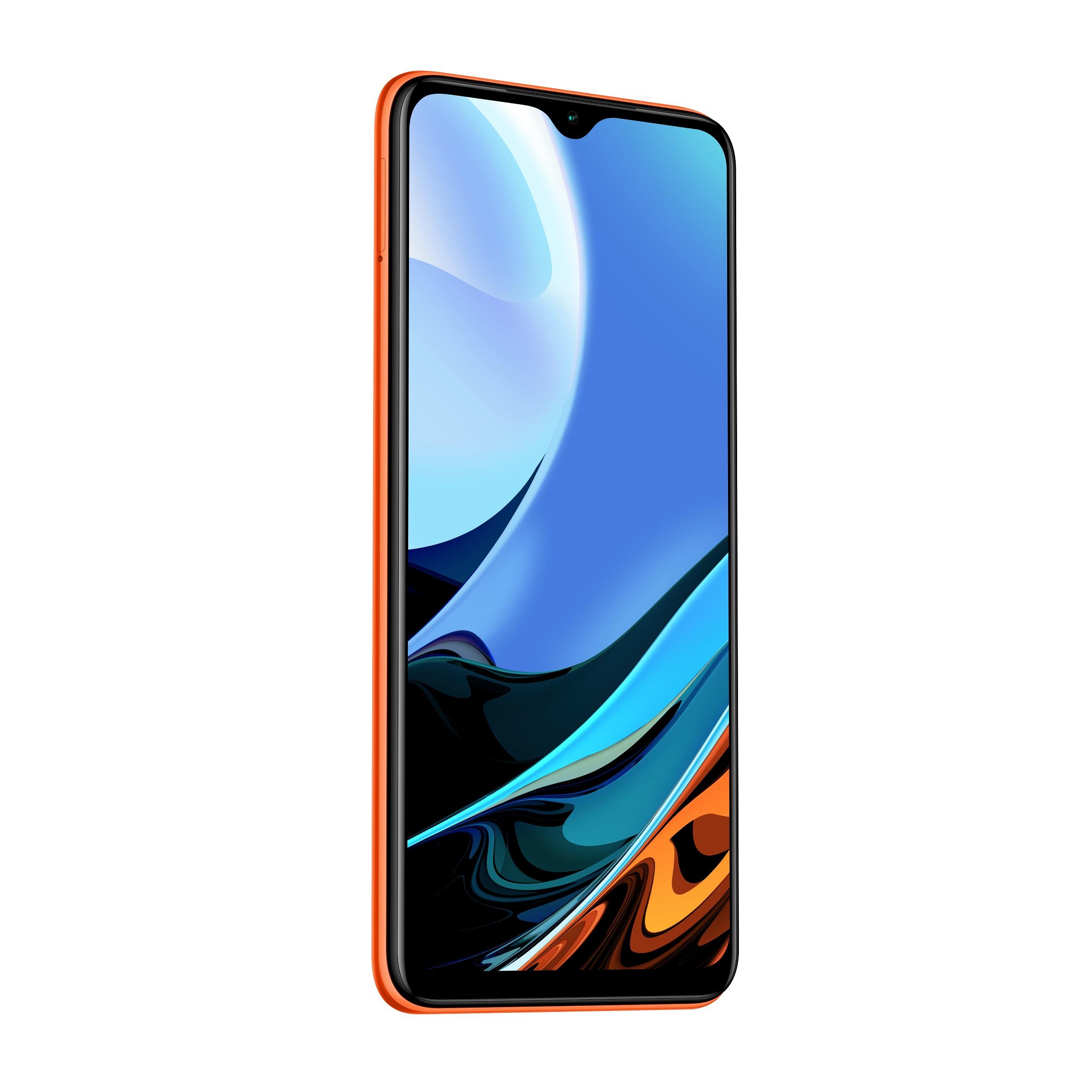 Xiaomi Redmi 9T (4/128GB) oranžová