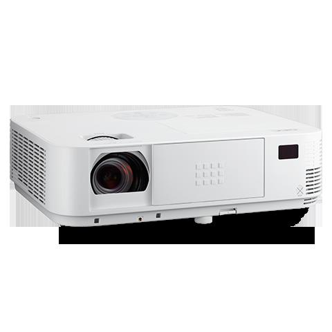 NEC DLP proj. M323W - 3200lm,WXGA,HDMI,LAN,USB