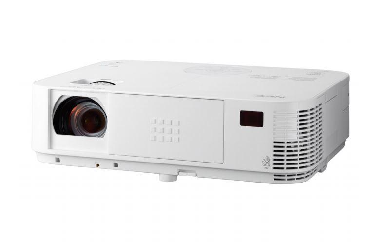 NEC DLP proj. M323X - 3200lm,XGA,HDMI,LAN,USB