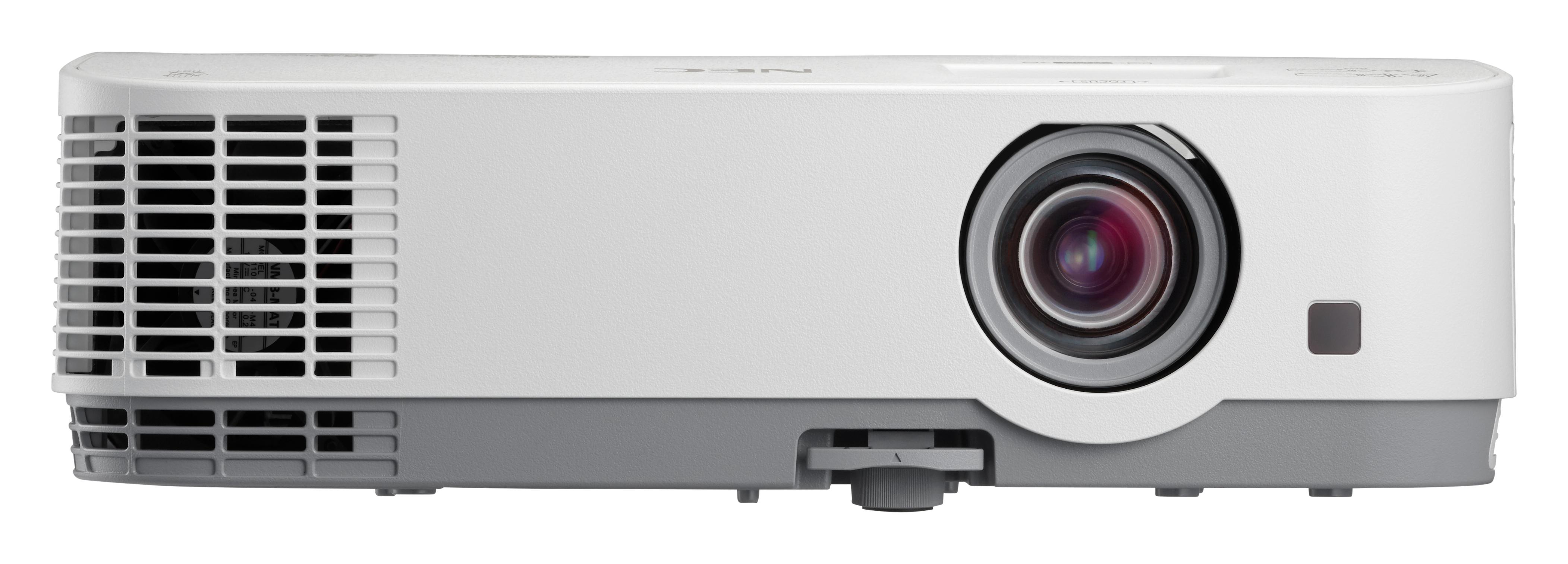 NEC Projektor ME301W LCD,3000lm,WXGA,Lampy