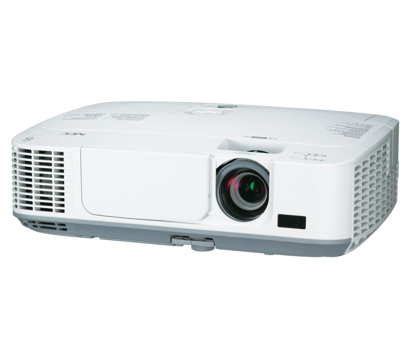 NEC LCD proj. M311W - 3100lm,WXGA,HDMI,LAN,USB