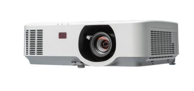 NEC Projektor P554W LCD,5500lm,WXGA,Lampy