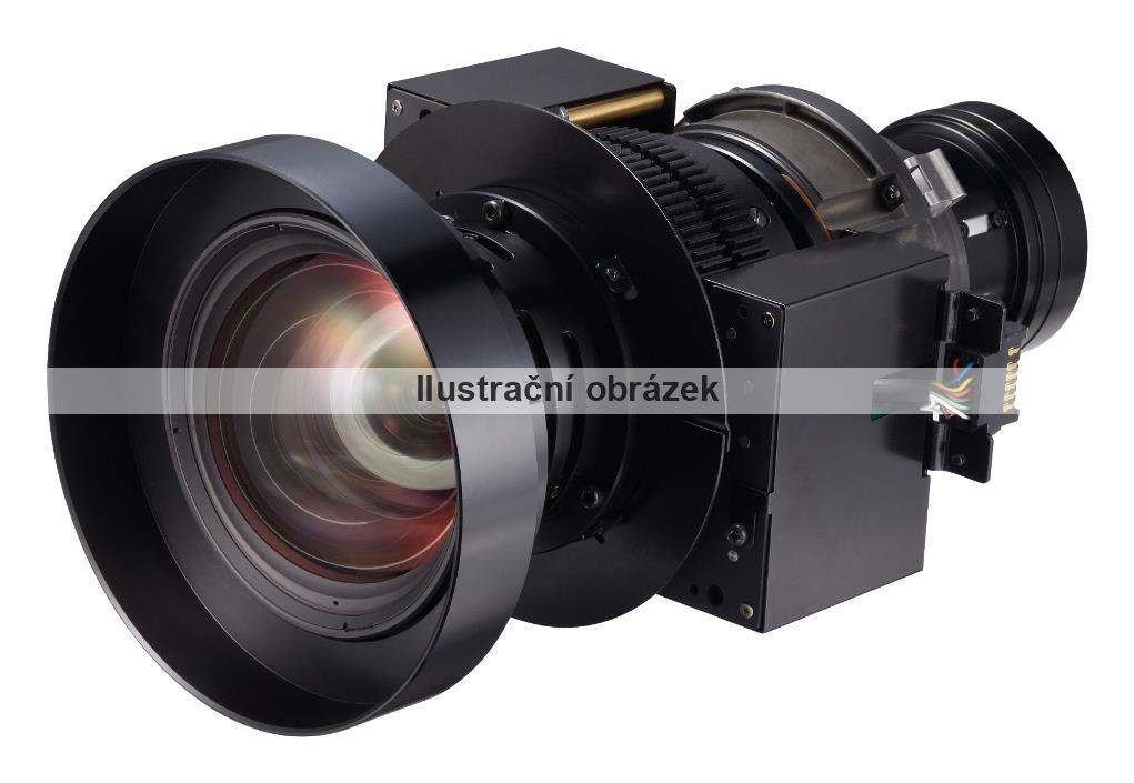 Objektiv NEC L2K-10F1 - volitelné přísl. k prj