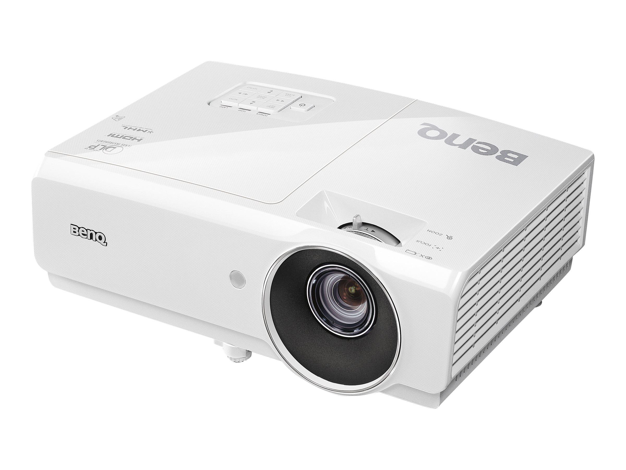 DLP Proj. BenQ MH684 - 3500lm,FHD,HDMI,USB,Qcast