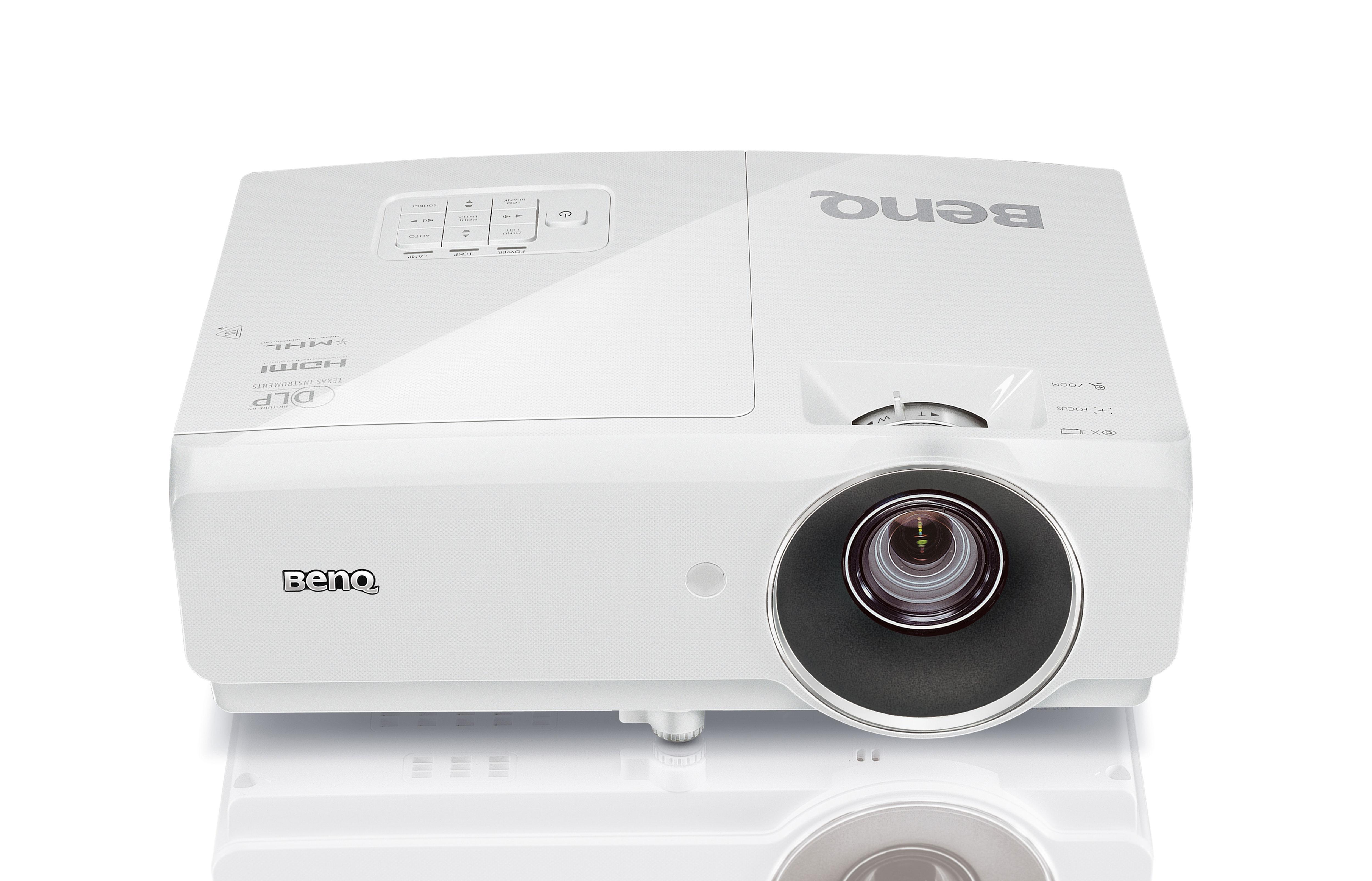 DLP Proj. BenQ MH750 - 4500lm,FHD,HDMI