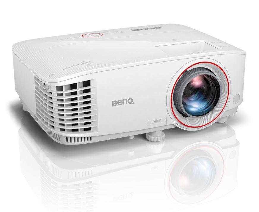 DLP projektor BenQ TH671ST - 3000lm,FHD,HDMI,USB,rep - 9H.JGY77.13E