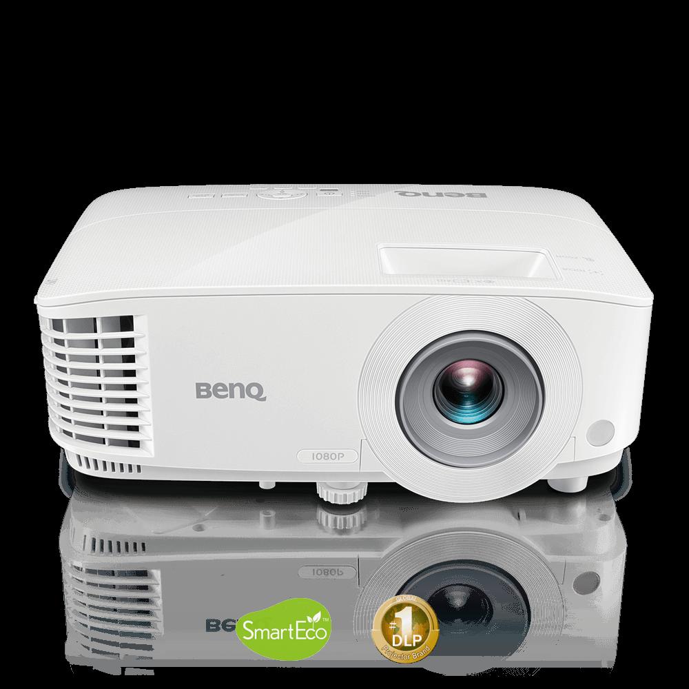 DLP projektor BenQ MH733 - 4000lm,FHD,HDMI,USB,rep - 9H.JGT77.13E