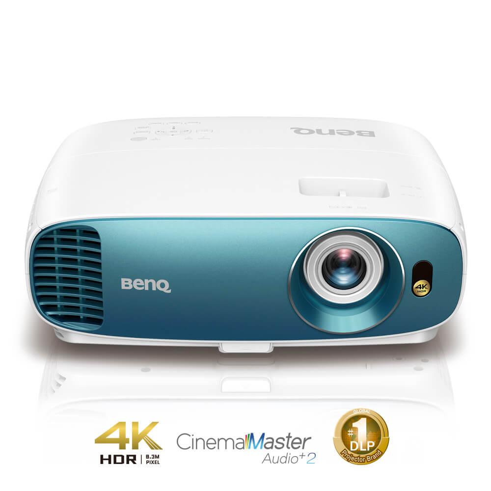 DLP projektor BenQ TK800M- 3000lm,4K UHD,HDMI,USB, rep - 9H.JLA77.13E