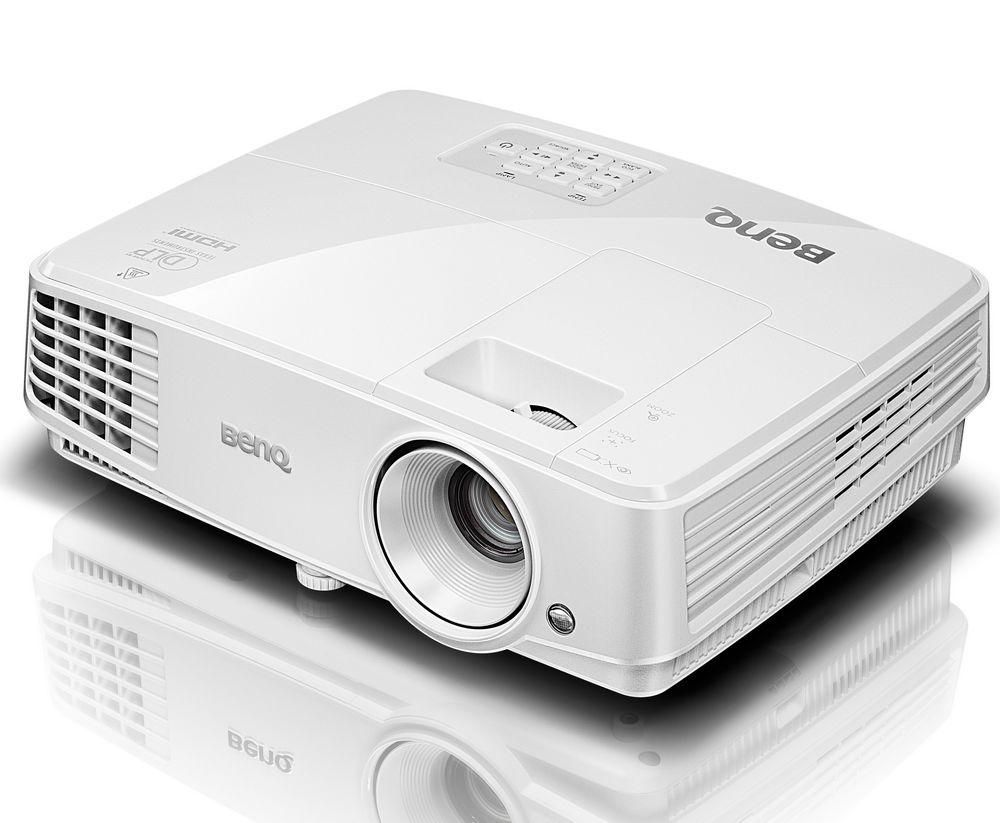 DLP proj. BenQ MW571 - 3200lm,WXGA,HDMI,LANc