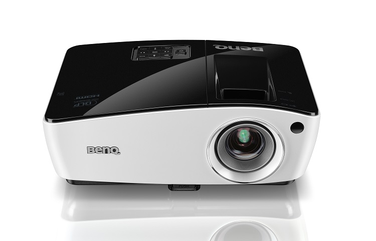 DLP Proj. Benq MW724-3700lm,WXGA,HDMI,LANc