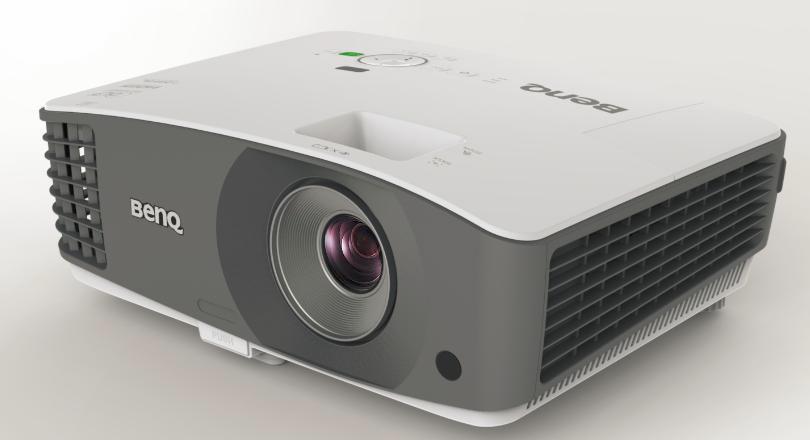 DLP Proj. BenQ MX704 - 4000lm,XGA,HDMI,CF