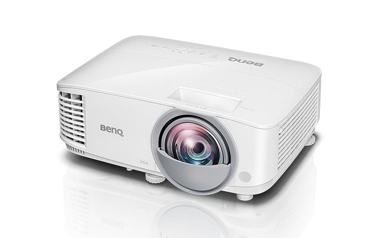 DLP proj. BenQ MW809ST - 3000lm,WXGA,HDMI,USB,rep