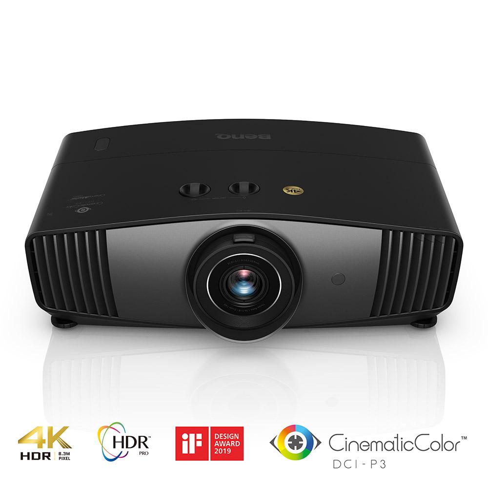 DLP projektor BenQ W5700 - 1800lm, 4K UHD,HDMI,
