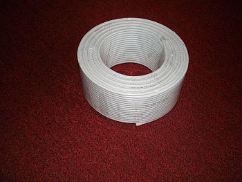koaxiální kabel S1250C  - 100m, celoměděný, 7mm - S1250C-100M