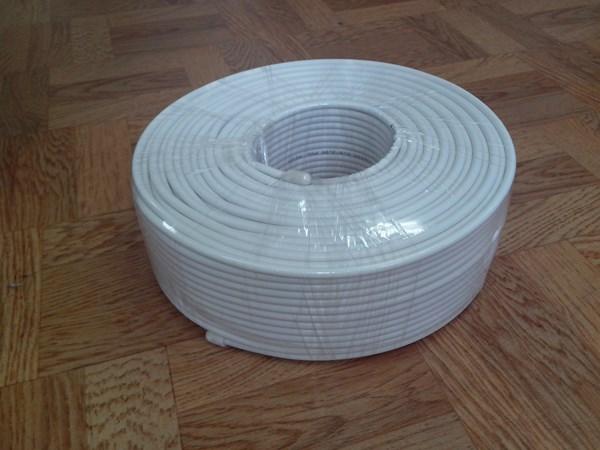 koaxiální kabel S1210C  - 100m, celoměděný, 5mm