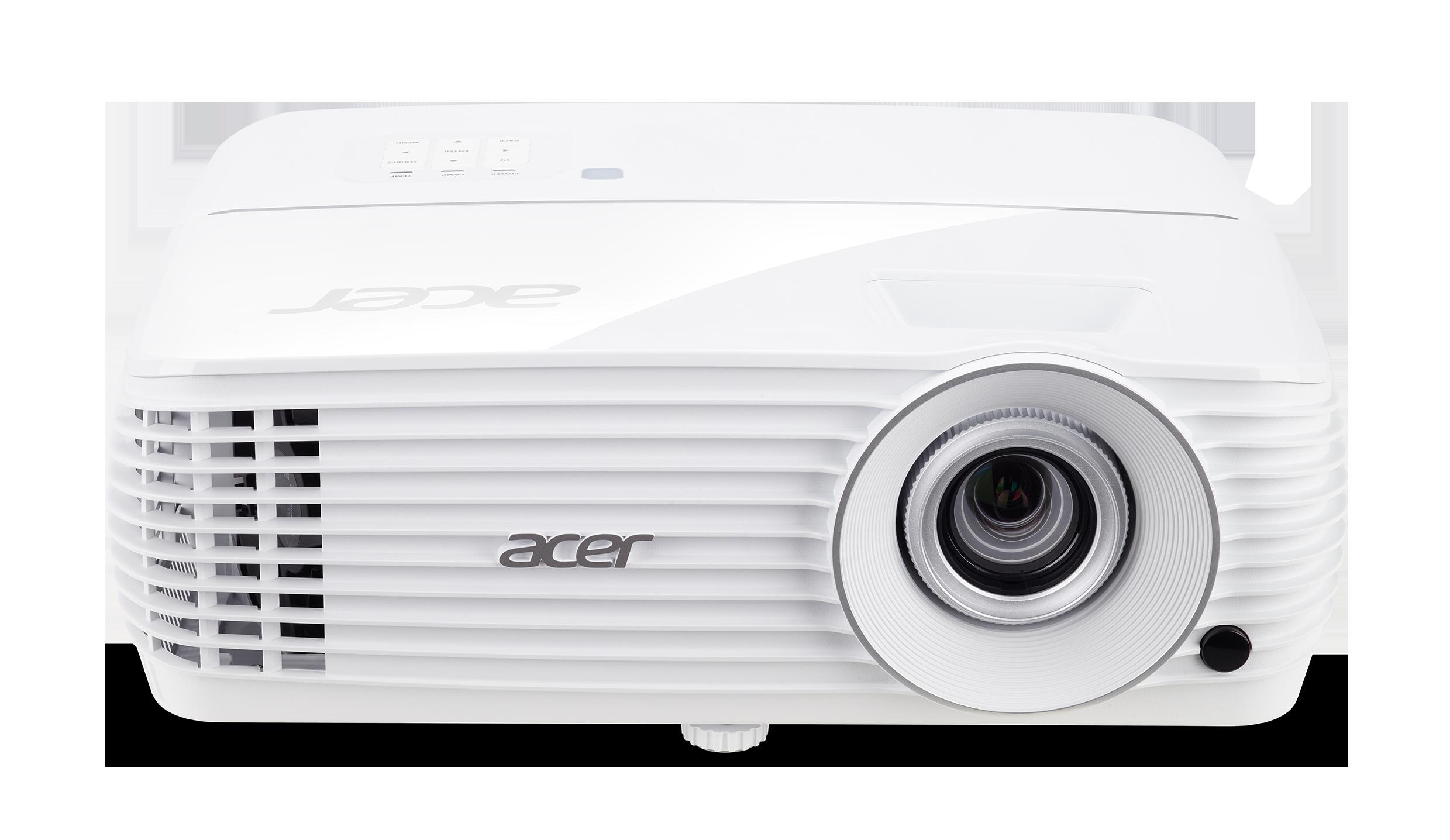 Acer DLP HV832 - 2200Lm,4K UHD, 10000:1, HDMI, VGA, RS232, USB, repro., bílý
