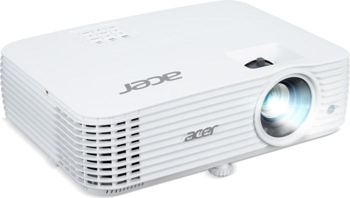 Acer DLP H6531BD - 3500Lm, FullHD, 10000:1, HDMI, VGA, USB, reproduktory, bílý - MR.JR211.001