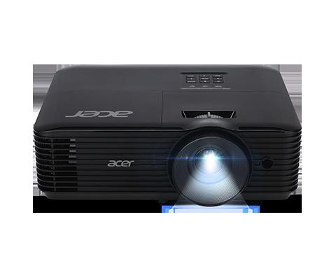 Acer DLP X1226AH - 4000Lm, XGA, 20000:1, HDMI, VGA, USB, repro., černý - MR.JR811.001